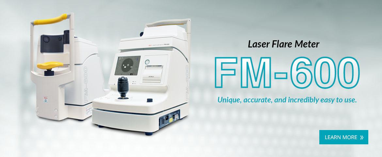 Laser Flare Meter FM-600