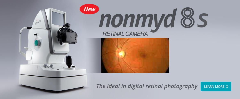 Nonmyd 8s Retinal Camera