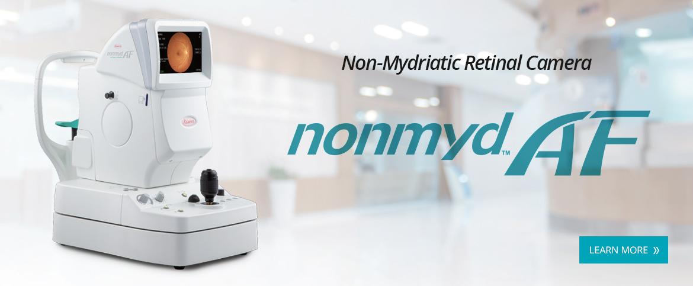 Nonmyd AF Retinal Camera